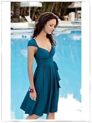 i want it now: cap-sleeve dress