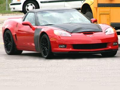 Chevrolet Corvette Z07