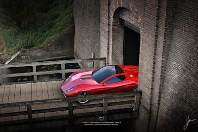 Chevrolet Corvette Z03 Concept