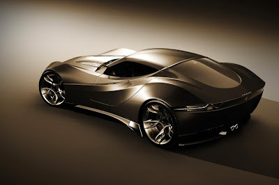 2008 Fireblade Concept Corvette