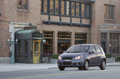 2009 Chevrolet Aveo52009 Chevrolet Aveo5