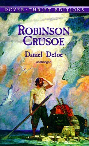 "an analysis of the robinson crusoes escape a novel by daniel defoe The books i have chosen for this are ""robinson crusoe"" by daniel defoe  i will  analyse how these elements are dealt with in terms of each text's social  has to  survive in tough conditions and being stranded on an island."