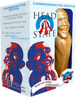 Barack Obama Dildo