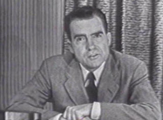 "the selling point in checkers speech by richard nixon On september 23rd, 1952, vice-presidential candidate richard nixon gave his famous ""checkers"" speech on live tv on september 23rd, 1952, richard nixon gave an important speech on live television."