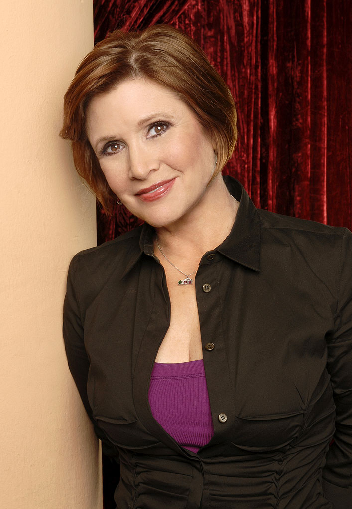 Carrie Fisher Nude Photos 50