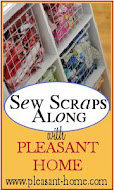 Sew Scraps Along:
