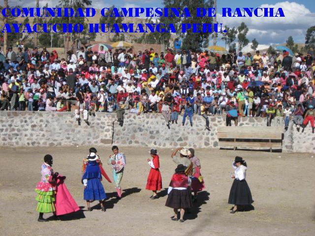 COMUNIDAD CAMPESINA DE RANCHA