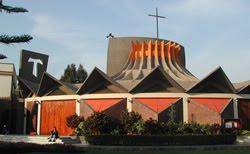 Parroquia Cristo Salvador - Chama, Lima PERÚ