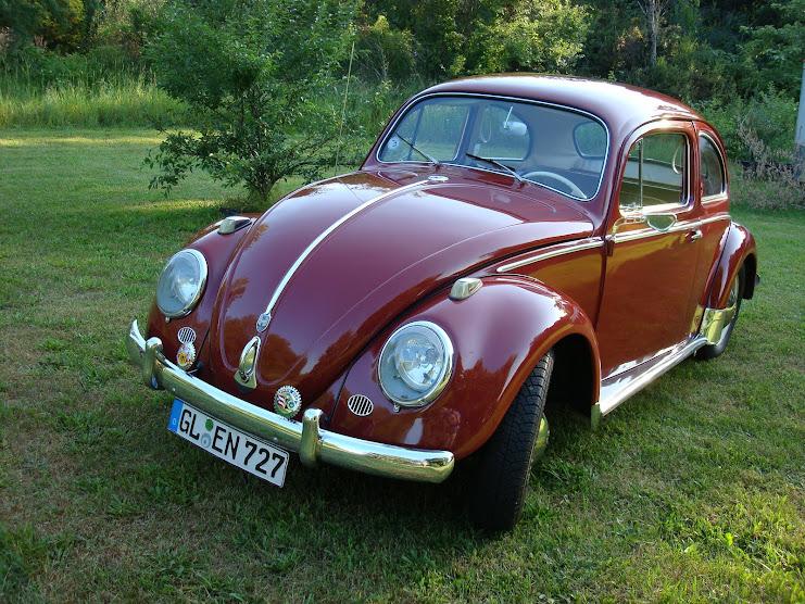 Mi 1959 Escarabajo