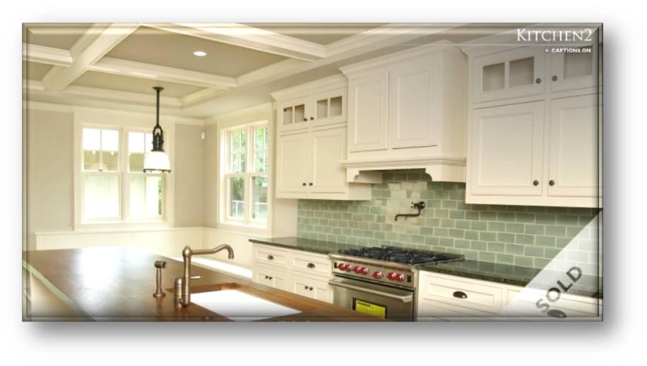 Craftsman Bungalow Kitchen Cabinets