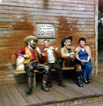 Mom & Dad at Knotts Berry Farm