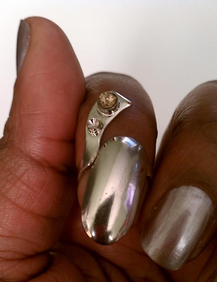 Nail Jewelry - Rings | The Nail Polish Exchange