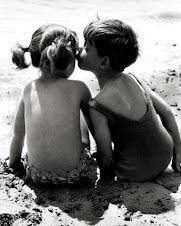 El único idioma UNIVERSAL es el beso.