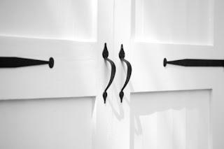 uPVC door knobs and handles hardware