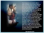 JOAN MANUEL SERRAT UMA DAS MAIORES EXPRESSÕES DA POESIA E DA MUSICA . (poema de amor)