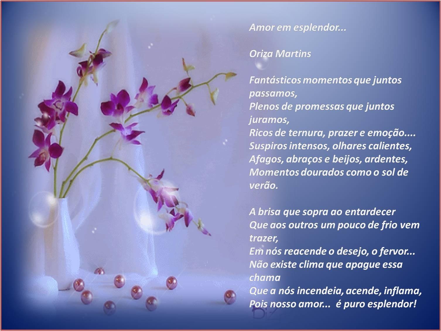 Poemas con imagenes AMOR+EM+ESPLENDOR