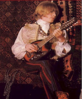 Brian Jones' 12 string electric mandolin