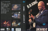 B.B.King Live in Rio video cover