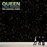 Queen: The Cosmos Rocks CD cover