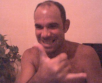 Ruy Fortunato de Assis Junior, o Sobrinho Junior, em visita o Rio de Janeiro