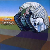 LP Tarkus do ELP, de 1971