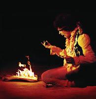 Jimi Hendrix no Monterey Pop Festival