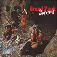 Grand Funk Railroas - Survival, 1971