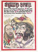 Capa da Rolling Stone n°131, com Dr. Hook