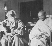 Tagore e Gandhi