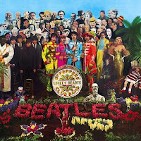 Capa do album Seargent Pepper's Lonely Hearts Club Band