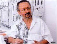 O cartunista, escritor, redator de humor e roteirista Nani
