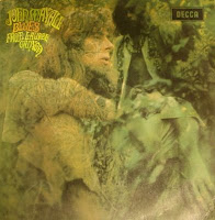 Capa do album John Mayall Blues From Laurel Canyon