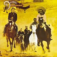 Capa do álbum Stampede, do Doobie Brothers, lançado em 1975