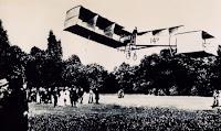 O 14-Bis foi o primeiro objeto mais pesado que o ar a voar de forma autônoma