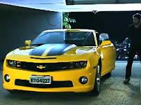 O novo Chevrolet Camaro 2011