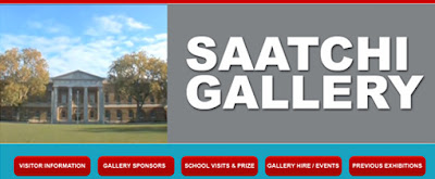 Logo Saatchi Gallery