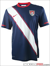 USMNT Away Jersey at Soccerpro.com