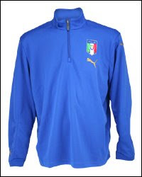 Italy Home Jersey at Soccerpro.com