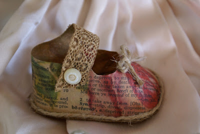 Gallery For > Paper Baby Shoe Pattern - imgarcade.com