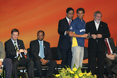 Medalha Mérito Esportivo - Brasília - 04-06-2010