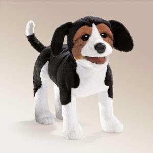 Anjing Beagle Imut