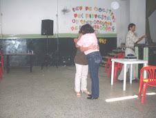 Joaquina certifica a Valentina