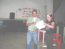 Jenny certifica a Rubén
