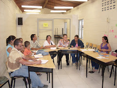 Primer encuentro Nodo del Nordeste de Antioquia CREM Liceo Cisneros. 23-01-2009