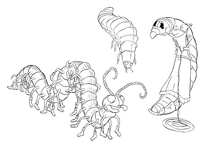 James And The Giant Peach Characters Printables