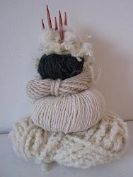 Korleis strikke ein Silkesau?