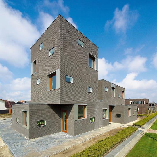 Architecture consep design architecture consep design for Dutch house