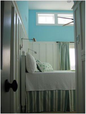 Bedrooms with Turquoise Walls