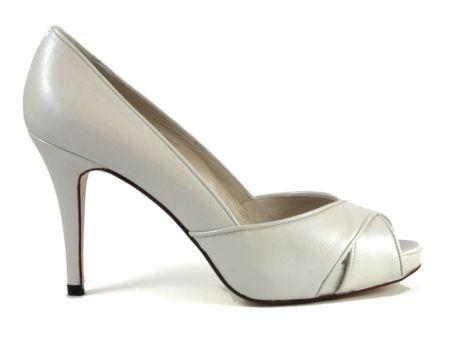 Zapatos de novia 2010 de nuria cobo bodas - Zapatos nuria cobo ...