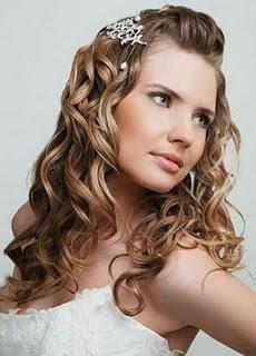 los peinados para cabellos rizados que adoramos de pinterest peinados para bodas pelo rizado